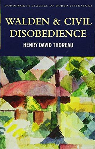 Walden & Civil Disobedience (Wordsworth Classics of: Henry David Thoreau