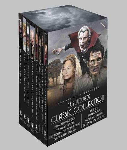 9781840225983: The Ultimate Classic Collection (Wordsworth Box Sets)