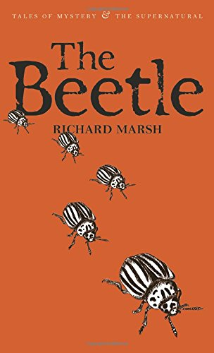 9781840226096: The Beetle: A Mystery (Tales of Mystery & The Supernatural)