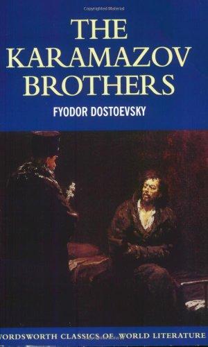 9781840226157: Karamazov Brothers (Wordsworth Classics of World Literature)