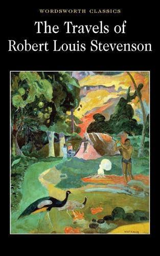 9781840226331: Travels of Robert Louis Stevenson (Wordsworth Classics)