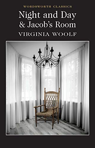 9781840226805: Night and Day / Jacob's Room (Wordsworth Classics)