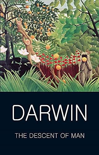 9781840226980: The Descent of Man (Wordsworth Classics of World Literature)
