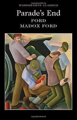 9781840227192: Parade's End (Wordsworth Classics)