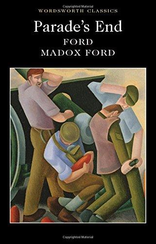 9781840227192: Parade's End (Wordsworth Classics)