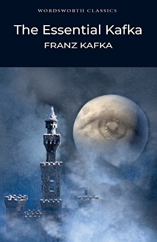 9781840227260: The Essential Kafka. The Castle, The Trial (Wordsworth Classics)