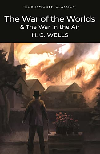 9781840227420: The War of the Worlds and the War in the Air (Wordsworth Classics)