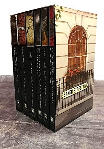 The Complete Illustrated Sherlock Holmes (Wordsworth Box: Doyle, Sir Arthur