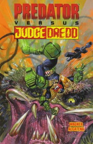 9781840230215: Predator vs. Judge Dread (Judge Dredd)