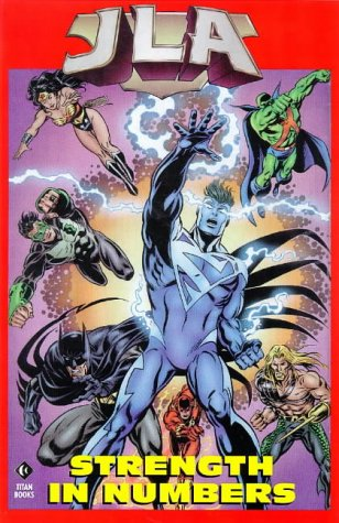 9781840230222: Justice League of America: Strength in Numbers (JLA)