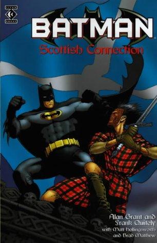9781840230246: Batman: The Scottish Connection (Batman)