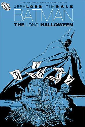 Batman: Long Halloween: Jeph Loeb, Tim Sale