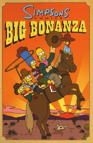 9781840230581: The Simpsons: Simpsons Comics Big Bonanza