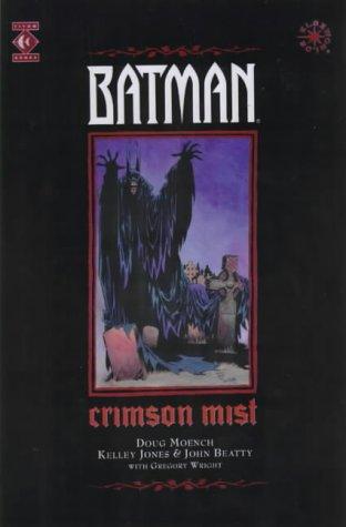 9781840230727: Batman: Crimson Mist