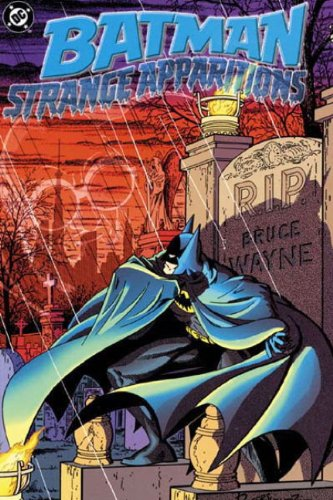 9781840231090: Batman: Strange Apparitions