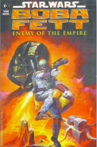 9781840231250: Star Wars: Boba Fett - Enemy of the Empire (Star Wars - Tales of the Jedi)