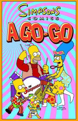 9781840231519: Simpsons Comics A-go-go