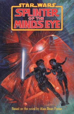 9781840231557: Star Wars: Splinter of the Mind's Eye (Star Wars)