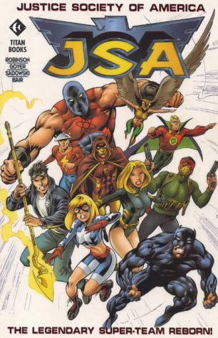 9781840231755: Justice Society of America: Justice to be Done (JSA)