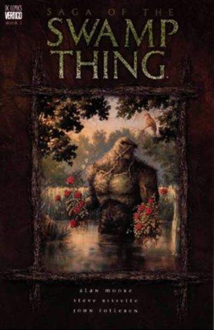 9781840232028: Saga of the Swamp Thing