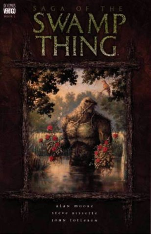 Saga of the Swamp Thing (1840232021) by Alan Moore; John Totleben