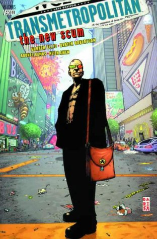 9781840232172: Transmetropolitan: The New Scum