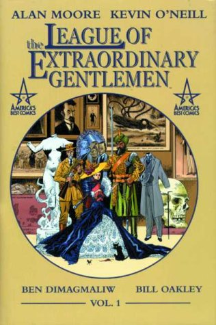 9781840232219: The League of Extraordinary Gentleman