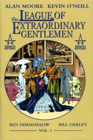 9781840232219: The League of Extraordinary Gentleman