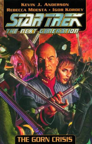9781840232615: The Gorn Crisis (Star Trek: The Next Generation)
