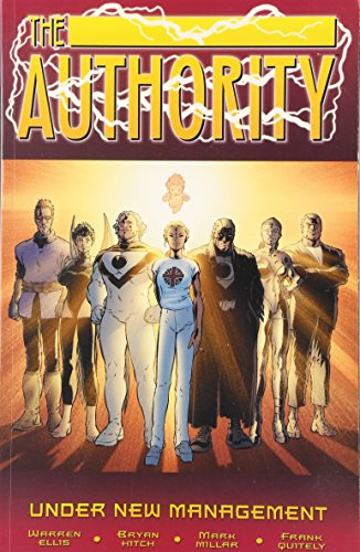 9781840232769: The Authority: Under New Management