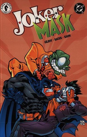 9781840232844: Joker / Mask (Batman)