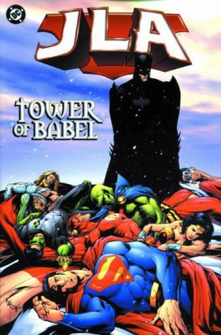 9781840233049: Justice League of America: Tower of Babel