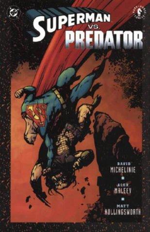 9781840233193: Superman Vs Predator