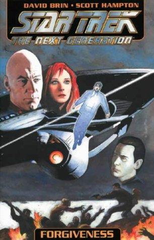 9781840233292: Star Trek the Next Generation: Forgiveness (Star Trek: The Next Generation)