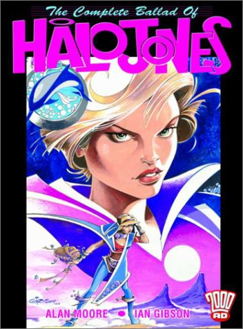 9781840233421: The Complete Ballad of Halo Jones (2000 AD Presents)