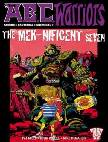 9781840233476: The A.B.C Warriors: The Mek-Nificent Seven (2000AD Presents)