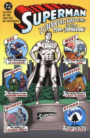 9781840233841: Superman: Whatever Happened to the Man of Tomorrow? (Superman)