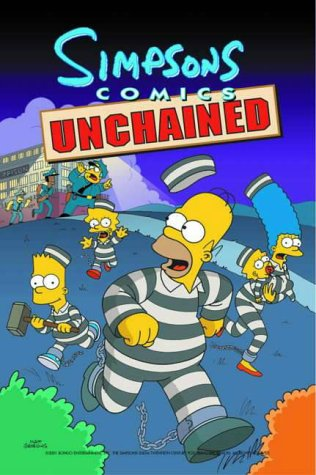 9781840234039: Simpsons Comics Unchained