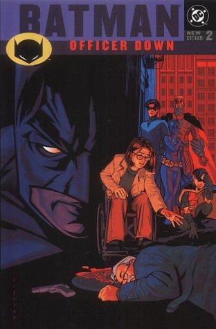 9781840234107: Batman: 2: Officer Down