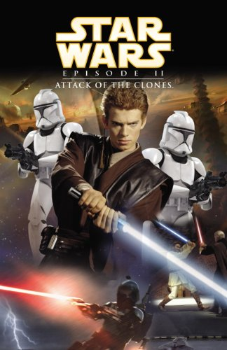 9781840234237: Star Wars Episode II: Attack of the Clones