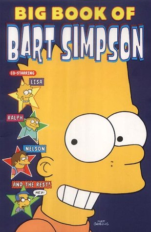 9781840234251: The Big Book of Bart Simpson