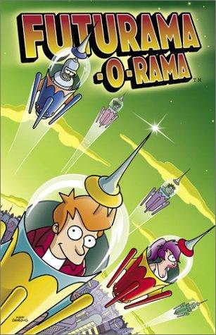 Futurama-O-Rama: Eric Rogers, Bill