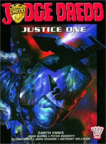 9781840234374: Justice One (Judge Dredd)