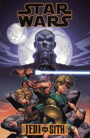 9781840234404: Star Wars: Jedi vs.Sith