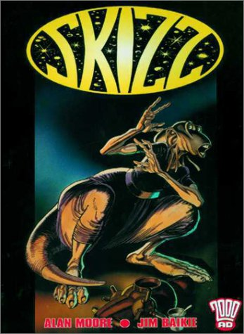 9781840234503: The Skizz: 2000 Ad Presents