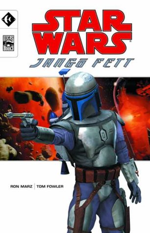 9781840234619: Star Wars - Jango Fett