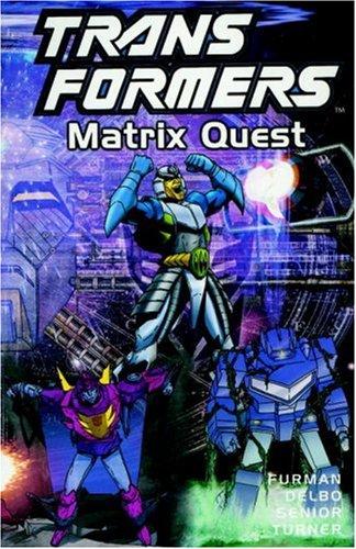 Matrix Quest: Simon Furman