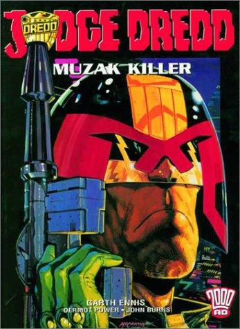 9781840234725: Judge Dredd: Muzak Killer (2000 AD Presents S.)