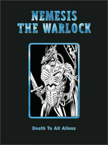 9781840234756: Nemesis the Warlock: Death to All Aliens (2000AD Presents)