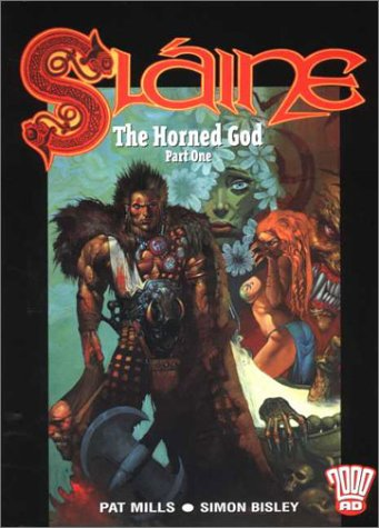 9781840234770: Slaine: v.1: The Horned God: Vol 1 (2000 AD Presents)